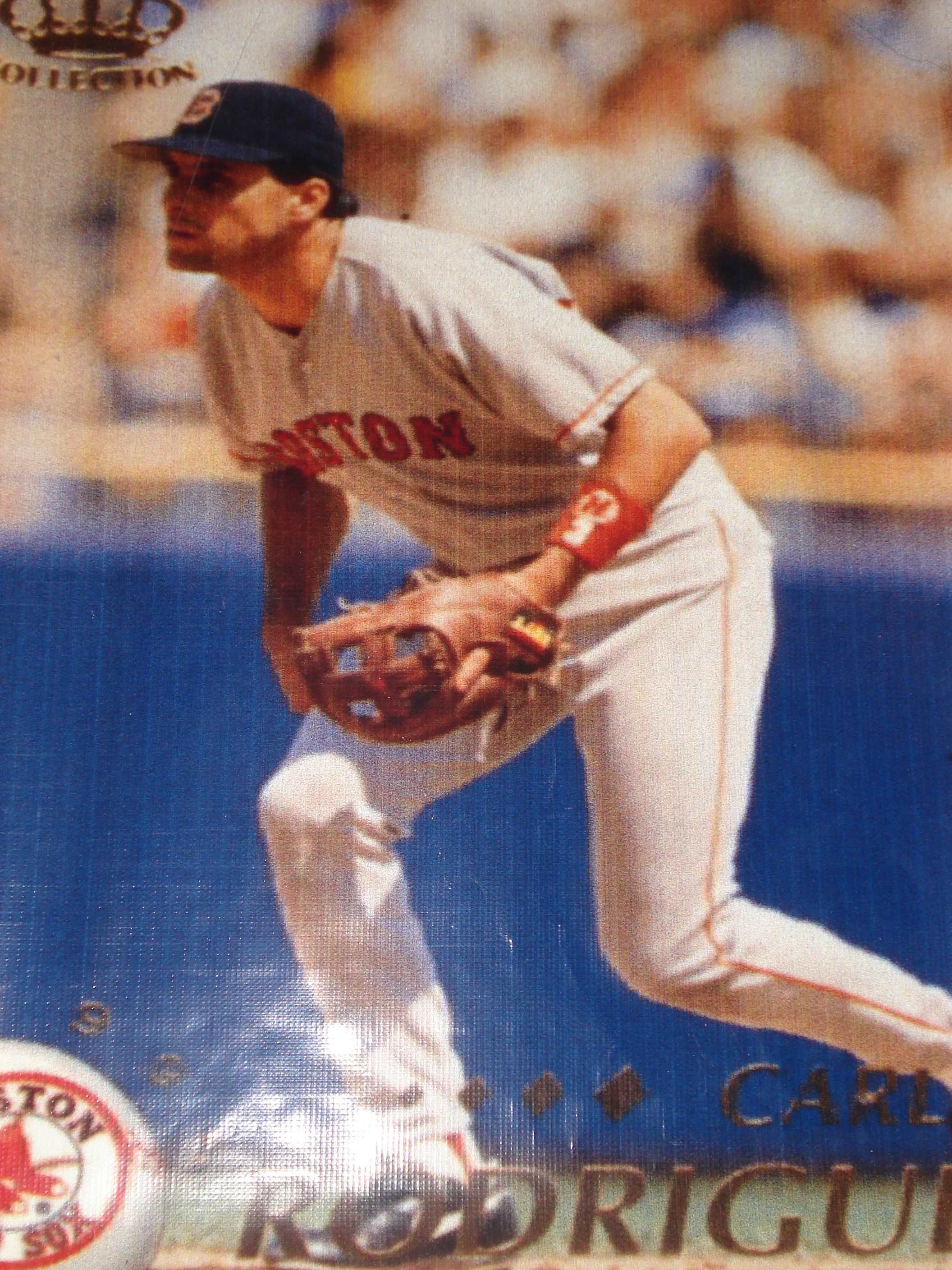 Carlos Rodriguez Playing for the Red Sox